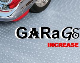 garage increase