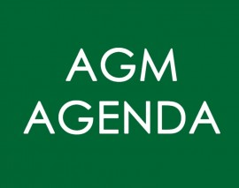This Years Annual General Meeting